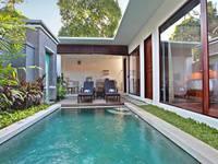 New Pondok Sara Villas Bali - One Bedroom Suite Villas Regular Plan
