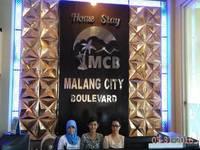 Malang City Boulevard Homestay & Restaurant di Malang/Klojen