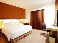 Ruby Hotel Syariah Bandung - Deluxe Double Room Regular Plan