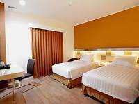Ruby Hotel Syariah Bandung - Deluxe Single Occupancy Regular Plan