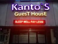 Kantos Guest House di Jakarta/Gambir