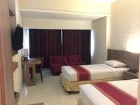 Gadjah Mada University Club Hotel Yogyakarta - Superior Twin Room  Regular Plan