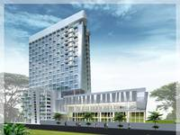 Hotel Santika Premiere Hayam Wuruk Jakarta