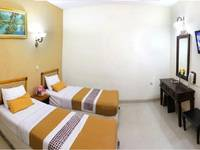Hotel Mataram 2 Yogyakarta - TWIN ROOM ONLY Regular Plan