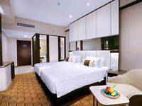 Grand Zuri Palembang - Deluxe Double Room BASIC DEAL 10%