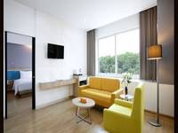 Santika Kelapa Gading - Executive Suite Room King Special Promo Last Minute Deal 2018