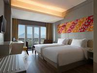 Hotel Santika Banyuwangi - Deluxe Room Twin Regular Plan