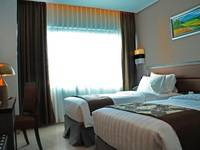 Arthama Hotels Losari Makassar -  Deluxe Twin Sea View Regular Plan