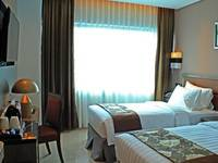 Arthama Hotels Losari Makassar - Deluxe Twin City View Room Only  Last Minute Deals
