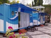 D'Cabin Hotel Container Jatiluhur Purwakarta - Deluxe Room With Breakfast Regular Plan