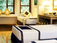 AlamKulKul Boutique Resort Bali - Quad Room with breakfast Last Minute Offer