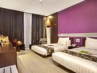 D'Batoe Hotel Bandung - Gold Type Twin Regular Plan