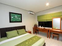 Green Villas Bali - Kamar Deluxe Regular Plan