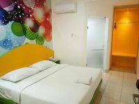 Sabrina Panam Hotel Pekanbaru - Deluxe Room Regular Plan