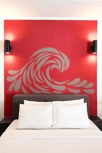 Kayun Hostel Bali - Deluxe Double Bed Regular Plan