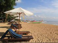 Besakih Beach Hotel di Bali/Sanur Denpasar