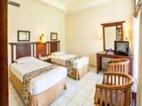 Besakih Beach Hotel Bali - Kamar Standar Regular Plan