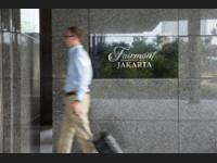 Fairmont Hotel Jakarta - Fairmont Gold, Kamar, 1 Tempat Tidur King, non-smoking Regular Plan