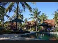 Coconut Garden Resort di Lombok/Gili Trawangan