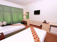 Mutiara Hotel Cilacap - Deluxe Twin Regular Plan