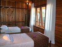 Onong Resort Manado - Garden View Family Regular Plan