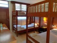 The Batu Villas Malang - Dorm Bed Backpacker (Harga per orang) Regular Plan