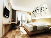 Hotel Santika Mega City Bekasi - Deluxe Room King Regular Plan
