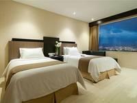 Hotel Aria Gajayana Malang - Deluxe Twin Regular Plan
