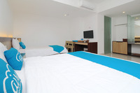 Airy Denpasar Utara Kepundung 62 Bali - Family Suite Room with Breakfast Regular Plan