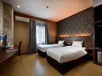 The Crew Hotel Kno Medan - Business Class Twin Regular Plan