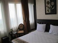 Scarlet Bukit Pakar Hotel Bandung - Superior Room With Breakfast Regular Plan