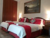 Parapat View Hotel Parapat - Kmar Suite Pemandangan Danau Regular Plan