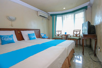 Airy Eco Sudirman 34 Bogor - Deluxe Twin Room with Breakfast Regular Plan