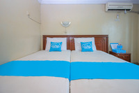 Airy Eco Sudirman 34 Bogor - Deluxe Twin Room with Breakfast Special Promo Feb 24