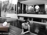 eqUILIBRIA SEMINYAK - 1 Bedroom Water Fall Villa Regular Plan