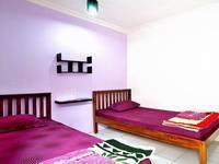 Sukun 9 Homestay Jakarta - Twin Bedroom Regular Plan