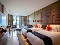 Wyndham Tamansari Jivva Resort Bali - Deluxe Room LUXURY - Pegipegi Promotion