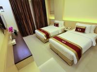 Grand Parama Hotel Berau - Superior Twin Room Only Regular Plan