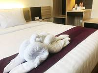TOP Malioboro Hotel Yogyakarta - Deluxe Double Room Regular Plan