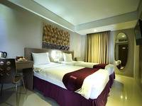 TOP Malioboro Hotel Yogyakarta - Superior Twin Room Only Regular Plan