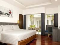 Aston Canggu Beach Resort Bali - Deluxe Lagoon View Regular Plan