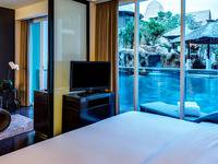 The Sakala Resort Bali - All Suites Bali - Deluxe Pool Access Suite Regular Plan
