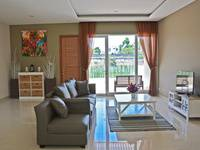 Butternut Tree Townhomes Bandung - Villa with Garden View Regular Plan