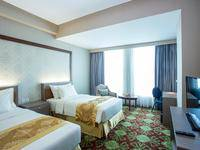 Selyca Mulia Hotel and Shopping Center Samarinda - Deluxe Twin Room    Regular Plan