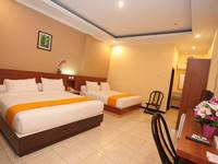Hotel New Merdeka Pati - Executive Double Bed Regular Plan