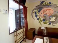 De Hostel Yogyakarta Yogyakarta - Standard Twin Bed Regular Plan