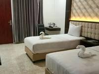 Sindoro Hotel by Conary Cilacap - Standard Twin Room Only Regular Plan