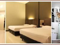 Sun In Pangandaran Hotel Pangandaran - Family Suite Room Only Regular Plan