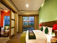The Green Zhurga Bali - Deluxe Suite Room With Breakfast   Last Minutes
