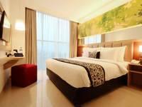 Agria Gino Feruci Hotel Bogor - Superior Double Room Only Regular Plan